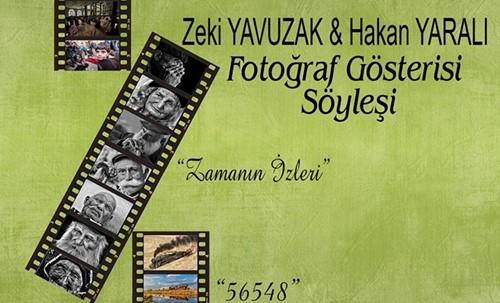 Zeki Yavuzak & Hakan Yaralı Fotoğraf Gösterisi