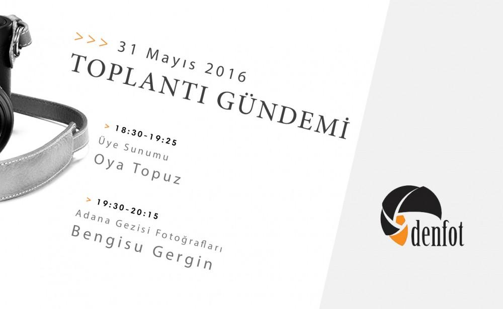 Denfot 31 mayıs 2016 Haftalık Programı