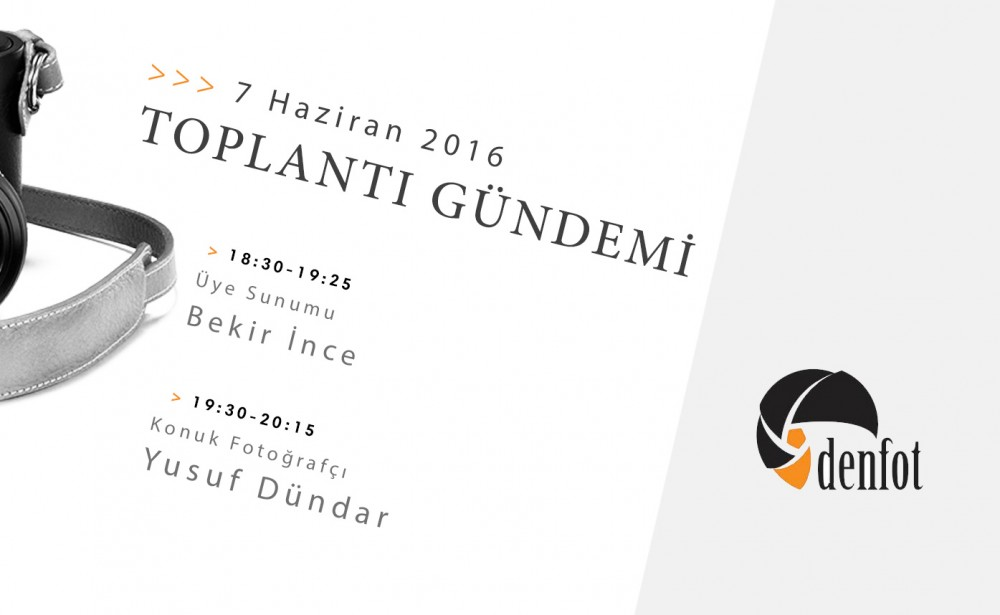 Denfot 7 Haziran 2016 Haftalık Programı