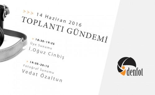 Denfot 14 Haziran 2016 Haftalık Programı