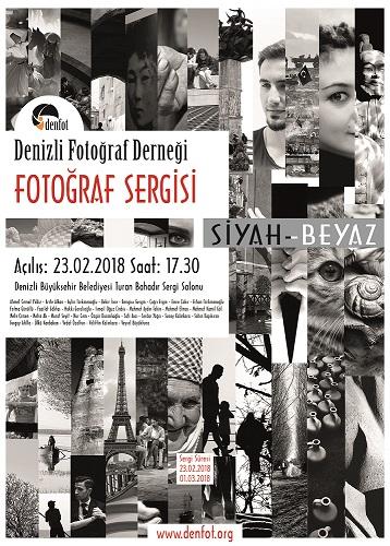 Siyah Beyaz Fotoğraf Sergisi