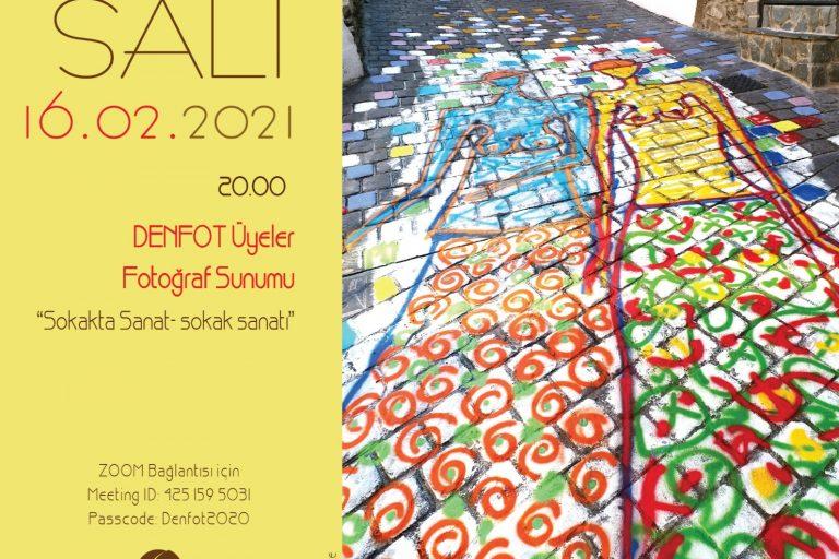 16.02.2021 Sunum Programı