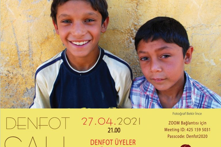 27.04.2021 Sunum Programı